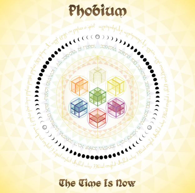Phobium - The Time Is Now